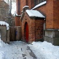 Снимок сделан в Англиканская церковь Святого Искупителя пользователем Guntars R. 1/22/2013