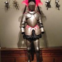 Photo taken at Walters Art Museum by Daniel D. on 4/27/2013