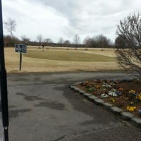 Photo taken at Applewood Golf Course by Quincy O. on 3/11/2013