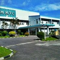 Photo taken at STMM MMTC Yogyakarta by Redemptorio M. on 2/27/2013