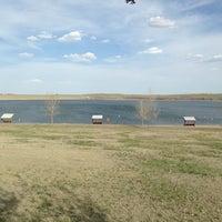 Photo taken at Keith Sebelius Lake by Grant M. on 4/28/2013
