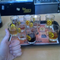Photo taken at Santa Fe Brewing Company by Chansce P. on 1/4/2013