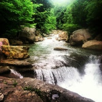 Photo taken at Suck Creek Blue Hole by Brittany S. on 6/30/2013
