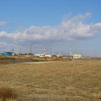 Photo taken at 四日市ー富田浜 撮影地 by 土谷 直. on 1/8/2013