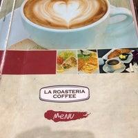 Photo taken at La Roasteria Coffee by shasha_174 on 5/16/2014