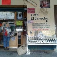 Photo taken at Café El Jarocho by Christopher M. on 7/17/2013