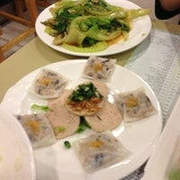Photo taken at Lee Kam Kee Vietnamese Restaurant 李錦基越南餐廳 by P on 2/20/2013