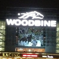 Photo taken at Woodbine Racetrack by Chris V. on 1/16/2013