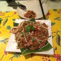 Photo taken at Gourmet Malaysia 膳園 by Kai-An C. on 1/4/2013