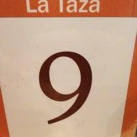 Photo taken at Cafe La Taza by Piero C. on 5/12/2013