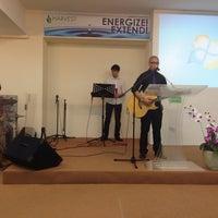 Photo taken at Harvest Community Church by Derrick C. on 7/28/2013