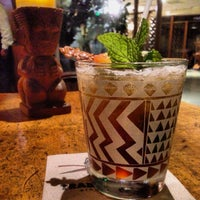 Photo taken at Trader Vic's Lounge by Paul L. on 11/5/2013