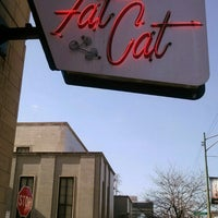 Photo taken at Fat Cat Bar & Grill by Cece R. on 5/1/2013