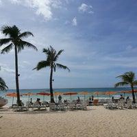 Photo taken at Boracay Mandarin Island Hotel by Third M. on 1/15/2014