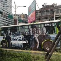 Photo taken at 公車信義光復路口站 by David B. on 5/5/2017