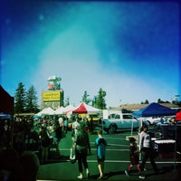 Photo taken at Cambrian Plaza Farmers Market by David B. on 5/31/2017