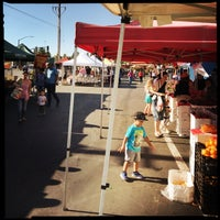 Photo taken at Cambrian Plaza Farmers Market by David B. on 7/27/2017