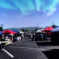 Photo taken at Cambrian Plaza Farmers Market by David B. on 6/15/2017