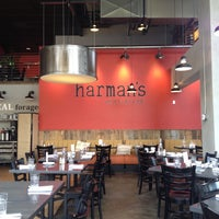 Photo taken at Harman's Eat & Drink by Marquez on 10/18/2013