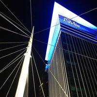 6/27/2013 tarihinde Marquezziyaretçi tarafından Millenium Bridge'de çekilen fotoğraf