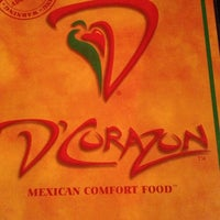 Photo taken at D'Corazon by Marquez on 10/17/2012