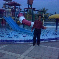 Photo taken at Siantar Water Park by Wiliyanto C. on 4/11/2015