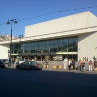 Снимок сделан в БКЗ «Октябрьский» пользователем Алёна Б. 6/2/2013