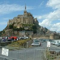 Photo taken at L'Abbaye Le Mont Saint-Michel by Markus E. on 3/26/2013
