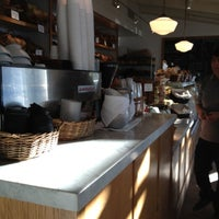 Photo taken at Mayfield Bakery & Cafe by Micha P. on 10/1/2012