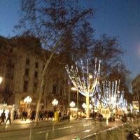 Das Foto wurde bei Hotel Arc La Rambla von Katrin S. am 1/4/2013 aufgenommen