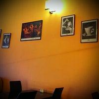 Photo taken at Café Caffè by Ck P. on 6/19/2013