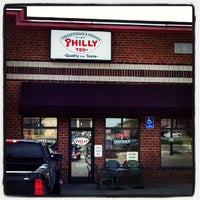 Photo taken at Philly Ted's Cheesesteaks & Subs by Jennifer F. on 5/4/2014
