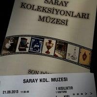 9/21/2013 tarihinde Gamze S.ziyaretçi tarafından Saray Koleksiyonları Müzesi'de çekilen fotoğraf