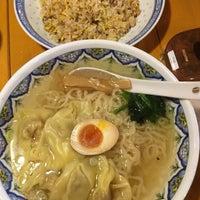 10/1/2017にramen i.が揚州商人 流山店で撮った写真