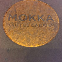 Photo taken at Mokka Coffee Cabana by Youtie M. on 3/25/2016