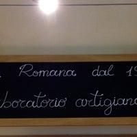 """Foto scattata a Gelateria """"la Romana"""" da Gian G. il 8/17/2013"""