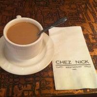 Photo taken at Chez Nick by eva_curly_lush on 2/7/2013