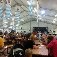 Photo taken at Agost Bier Fest by Marco Z. on 8/13/2013