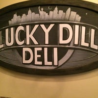 Photo taken at The Lucky Dill by Calvin F. on 6/7/2014