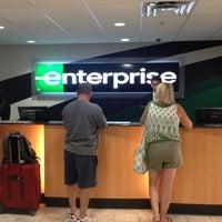 Photo taken at Enterprise Rent-A-Car by Calvin F. on 9/27/2012