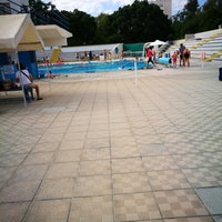 Photo taken at Nicosia Munincipal Swimming Pool by George H. on 5/26/2017
