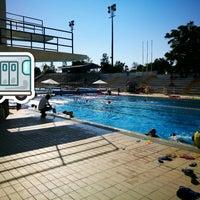 Photo taken at Nicosia Munincipal Swimming Pool by George H. on 6/16/2017
