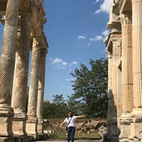 Photo taken at Aphrodisias by Sümeyra Ö. on 9/8/2018