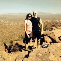 Photo taken at Sunrise Peak by Chris R. on 2/8/2014