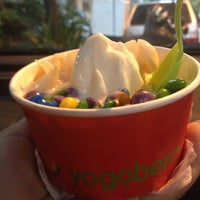 Photo taken at Yogoberry by Ana M. on 2/3/2013