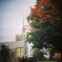 Photo taken at St. Lawrence University by John O. on 9/28/2015