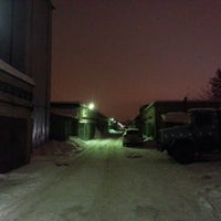 """Photo taken at Гараж """"Тополь"""" by Dmitry O. on 1/23/2013"""