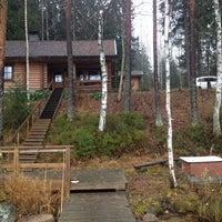 Photo taken at Kettujärvi by igor l. on 11/3/2014
