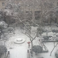 1/8/2013 tarihinde Ayşe K.ziyaretçi tarafından Edebiyat Fakültesi'de çekilen fotoğraf