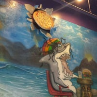 Photo taken at Beach Pizza by Barbara W. on 12/23/2015
